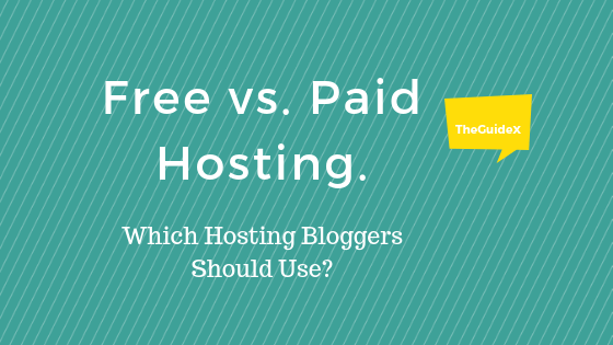 Free vs. Paid Hosting, Free Web Hosting, Free or Paid Hosting, Free Hosting Sites