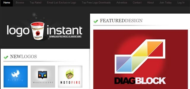 Logo Instant - Best Online Tools to Create Logo For Your Business
