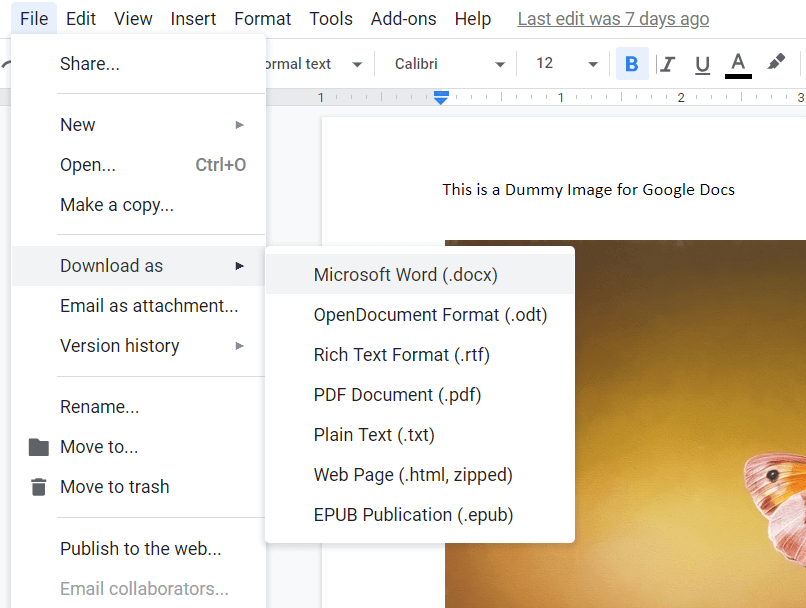 download image from google doc, how to save an image from google docs, save an image from google docs, save image from google doc