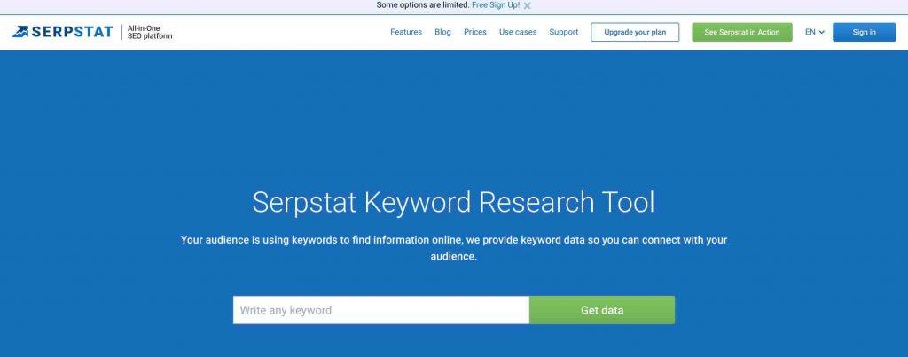 SerpStat, LSI, LSI Tool, LSI Keywords